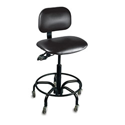 "Avantik Cryo Chair - 27.5"" Black"