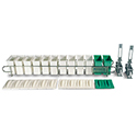 Manual Slide Staining System - 12 place