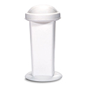 Plastic Coplin Jar w/Plastic Screw Top