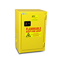 12 Gal. Flammable Storage Cab. - Yellow